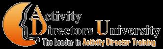 Activity Directors Network Online Classroom